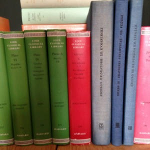Loebs and Texts